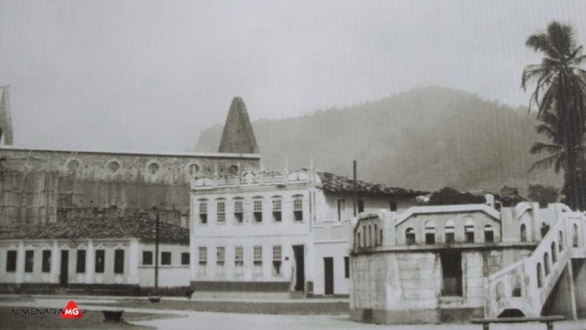 Bairro Centro, Almenara, MG - guiajanet
